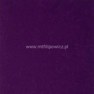 Welur Flock Jaguar Purple